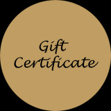Gift Certificates Mandalas