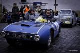 Paris : traversée des vieilles voitures 2013
