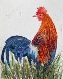 Free Ranger watercolor 9x12