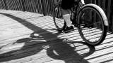 Bike on the Boardwalk