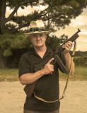 USGI Savage M1 Thompson Submachine Gun