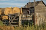 Country Haystacks