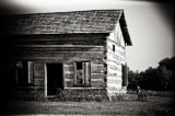 Abner Hollow Cabin Old Times