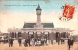 2 eme Gare - Facade