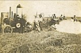 Lieuse en action - Savigny en 1923