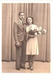 Jeunes mariés - 1955
