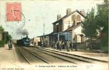 1 ere Gare - Les Quais