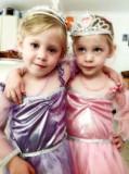 Emily and Jorja