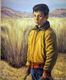 Portrait of Nito, 1961