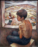 Little Boy Lives in a Copper Camp, 1939