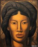 La Malinche, (Young Girl of Yalala, Oaxaca), 1940