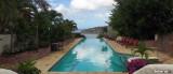 Lap Pool at Pelican Eyes
