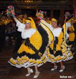 Folk Dancing at El Timon
