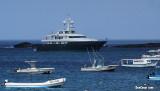 Super Yacht CYAN