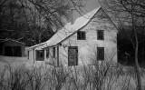 DSC04933 - Thimble Cottage B&W