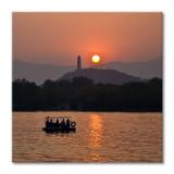 Pagoda Sundown