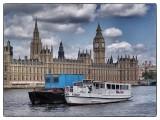 Big Ben y el Tamesis