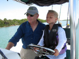 August 2012 (Florida, on the water)