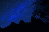 Milky Way over Courtyard of thePatriarchs