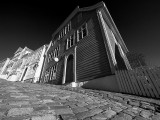C202 My Monochrome Home Town by FrankM