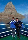 Judes & Uummannaq mountain