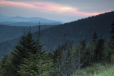 Fading Light-Clingmans Dome Overlook
