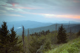 View From Clingmans Overlook