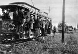 1897 - Brooklyn trolleys