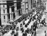 1900 - Easter Parade on 5th Avenue