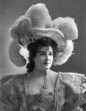1898 - Lillian Russell, actress and long time mistress of Diamond Jim Brady