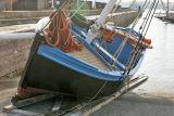 Douarnenez 2006 - Journée du jeudi 27 juillet - Badjoa sloop caseyeur