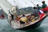 34 Douarnenez 2006 - Le samedi 29 juillet - Pen Duick, le voilier mytique d'Eric Tabarly