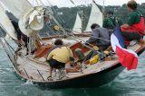 32 Douarnenez 2006 - Le samedi 29 juillet - Pen Duick, le voilier mytique d'Eric Tabarly