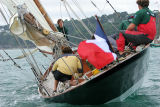 31 Douarnenez 2006 - Le samedi 29 juillet - Pen Duick, le voilier mytique d'Eric Tabarly