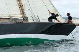 30 Douarnenez 2006 - Le samedi 29 juillet - Pen Duick, le voilier mytique d'Eric Tabarly