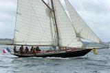24 Douarnenez 2006 - Le samedi 29 juillet - Pen Duick, le voilier mytique d'Eric Tabarly