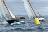20 uarnenez 2006 - Le samedi 29 juillet - Pen Duick, le voilier mytique d'Eric Tabarly