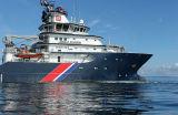 Douarnenez 2006 - Le 28 juillet - Le remorqueur de haute mer Abeille Bourbon photo 2