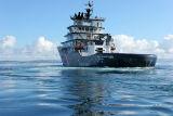 Douarnenez 2006 - Le 28 juillet - Le remorqueur de haute mer Abeille Bourbon photo 9