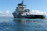 Douarnenez 2006 - Le 28 juillet - Le remorqueur de haute mer Abeille Bourbon photo 11