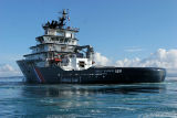 Douarnenez 2006 - Le 28 juillet - Le remorqueur de haute mer Abeille Bourbon photo 13