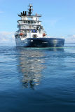 Douarnenez 2006 - Le 28 juillet - Le remorqueur de haute mer Abeille Bourbon photo 18