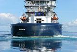 Douarnenez 2006 - Le 28 juillet - Le remorqueur de haute mer Abeille Bourbon photo 19