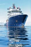 Douarnenez 2006 - Le 28 juillet - Le remorqueur de haute mer Abeille Bourbon photo 29