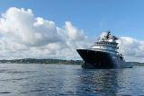 Douarnenez 2006 - Le 28 juillet - Le remorqueur de haute mer Abeille Bourbon photo 33
