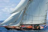 33 Douarnenez 2006 - Jeudi 27 juillet - Pen Duick 1er voilier mythique d'Eric Tabarly