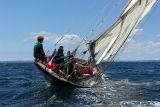 20 Douarnenez 2006 - Jeudi 27 juillet - Pen Duick 1er voilier mythique d'Eric Tabarly