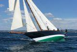 10 Douarnenez 2006 - Jeudi 27 juillet - Pen Duick 1er voilier mythique d'Eric Tabarly