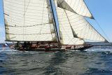 5 Douarnenez 2006 - Jeudi 27 juillet - Pen Duick 1er voilier mythique d'Eric Tabarly