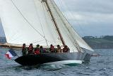 14 Douarnenez 2006 - Le samedi 29 juillet - Pen Duick, le voilier mytique d'Eric Tabarly